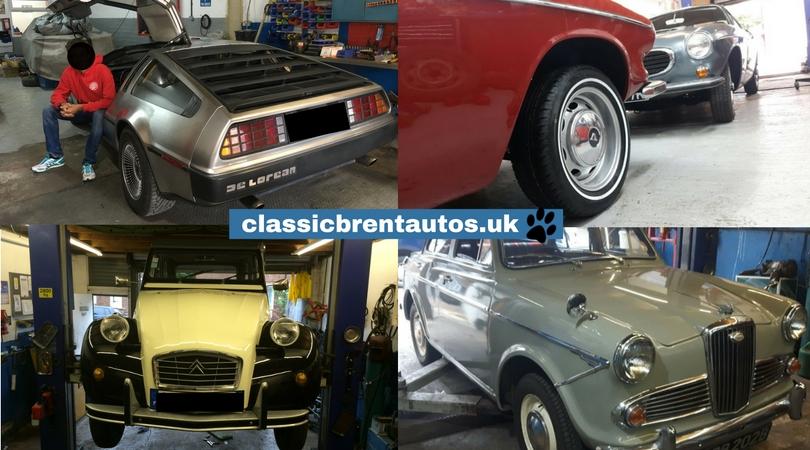 Classic Brent Autos Classic Car Services
